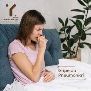 Gripe ou Pneumonia?